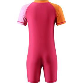 Reima Anguilla Combinaison de natation Enfants en bas âge, berry pink